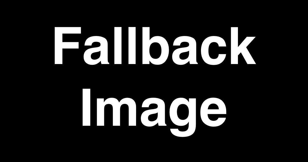 Fallback Image